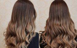 رنگ مو ترند 2021